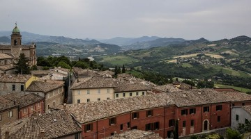 The hills of Romagna