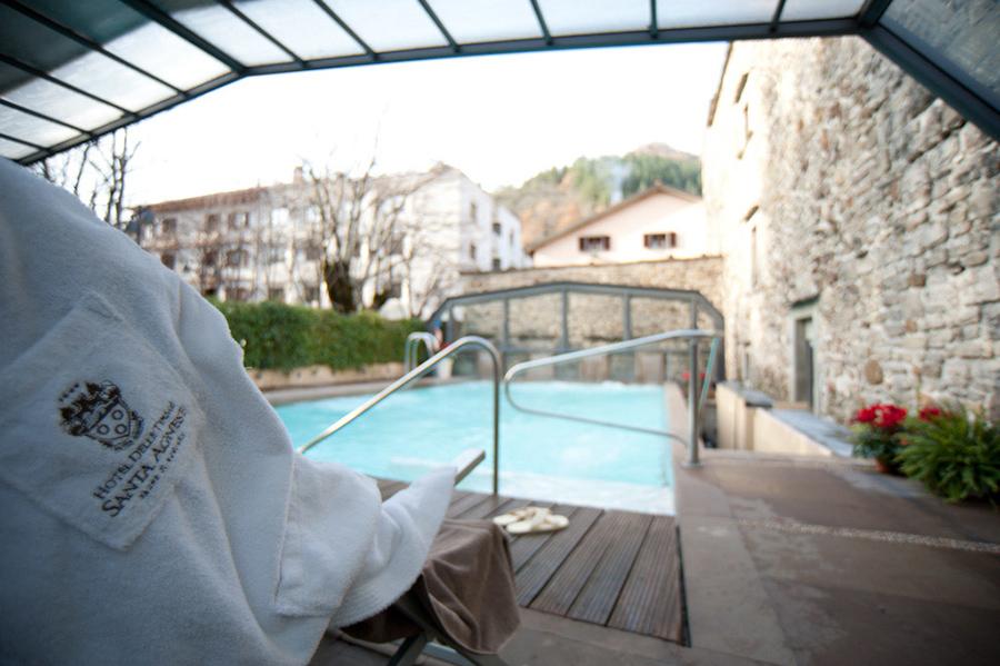 Bike Hotel delle Terme Santa Agnese, Bagno di Romagna, Italy