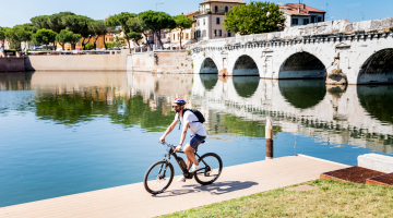 Emotion Bike, e-bike tour in Romagna